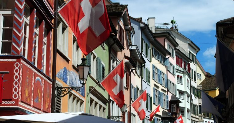 Switzerland Is About To Launch A Voting Model Based On The Blockchain