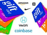 Now, You Are Able To Convert Digital Tokens To Gift Cards With Coinbase