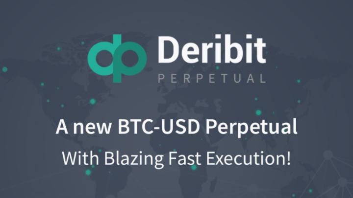 Deribit To Join Cryptocurrency Exchange Market