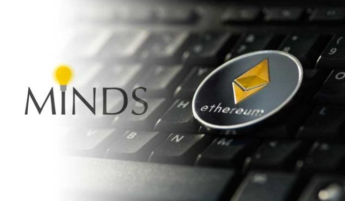 Minds Launching On Ethereum Blockchain Network