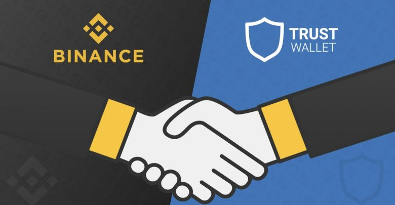 Trust Wallet and Binance