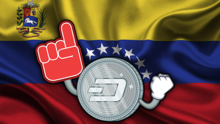 Venezuela Is Now The Second Largest Dash Cryptocurrency Market