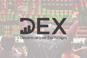 decentralized crypto exchange DEX