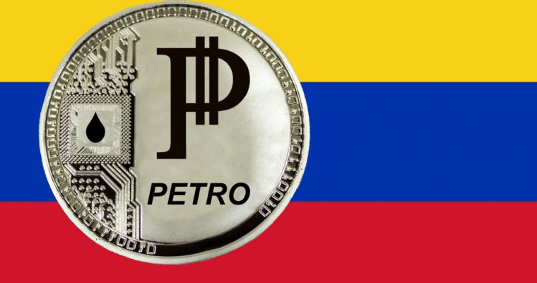 Venezuela's Petro To Go On Public Sale Next Month
